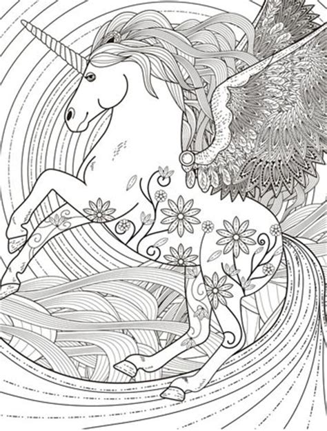 Dibujos Imprimir Unicornio Cantineoqueteveo