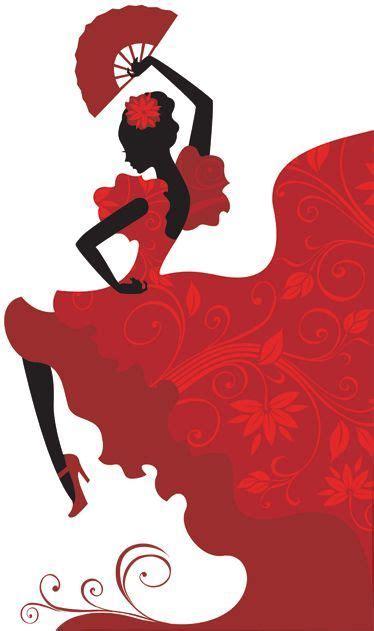 dibujos flamenco - B | #Carteles Feria Sevilla | Pinterest ...
