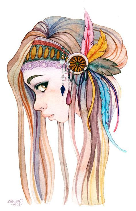 Dibujos Hippies (+ de 500) Actualizado【 2018 ...