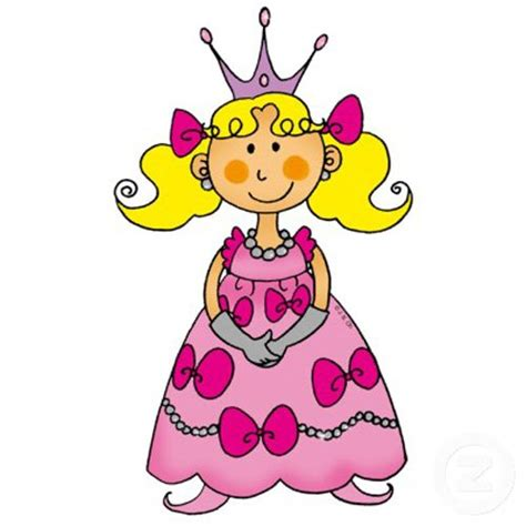 Dibujos infantiles de princesas. Dibujos de princesas