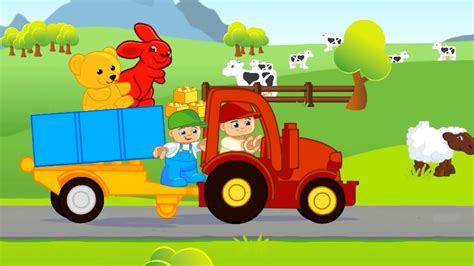 Dibujos infantiles educativos. Dibujos para niños de 3 a 4 ...