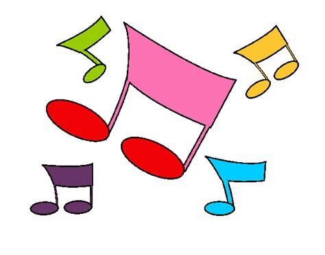 Dibujos infantiles notas musicales   Imagui