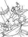 Dibujos infantiles para colorear, con Peter Pan ...