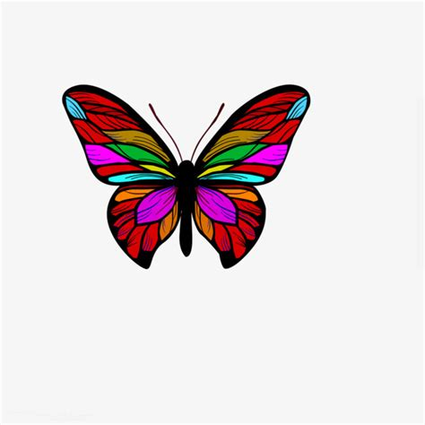 Dibujos Mariposas De Colores. Dibujos Mariposas De Colores ...