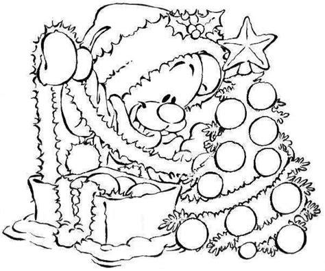 Dibujos Navideños Infantiles para Colorear e Imprimir ...