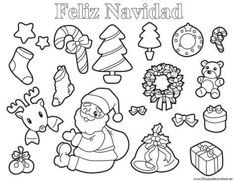 Dibujos navideños para colorear - Muchos dibujos navideños ...