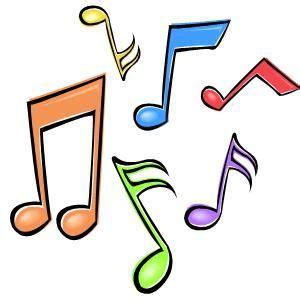 Dibujos notas musicales para imprimir | Ideas para el ...