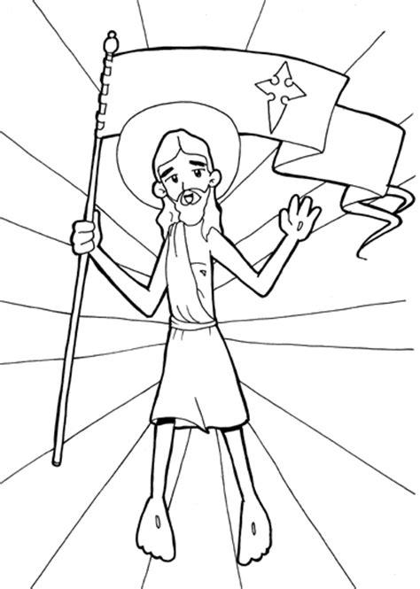 Dibujos para catequesis: abril 2012