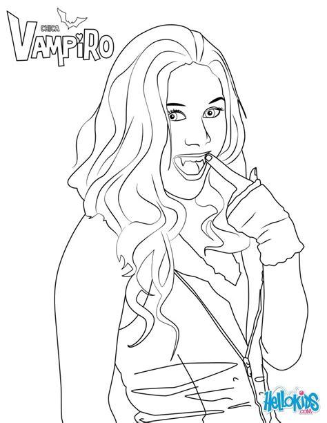 Dibujos para colorear daisy de chica vampiro - es ...