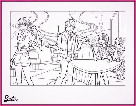 Dibujos Para Colorear De Barbie Bebe ~ Ideas Creativas ...