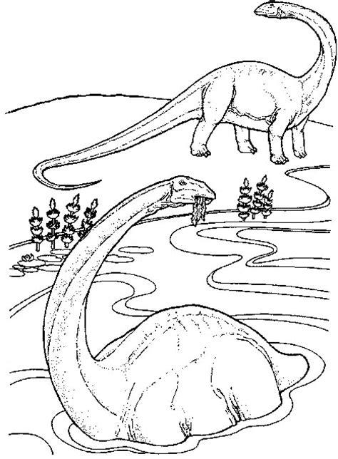 Dibujos para colorear de Dinosaurios, Plantillas para ...