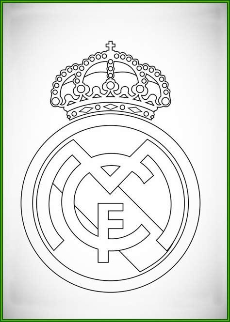 Dibujos Para Colorear De Futbol Del Real Madrid. Perfect ...