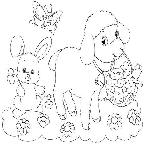 Dibujos Para Colorear De La Primavera Muy Bonitos ...