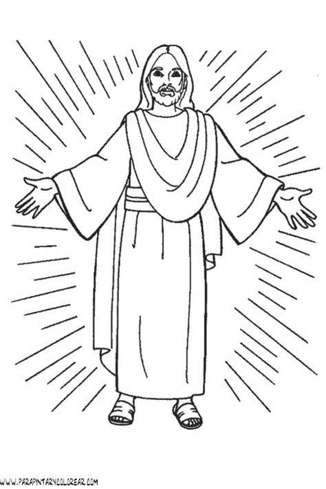 Dibujos para colorear de la resurreccion de jesus - Imagui