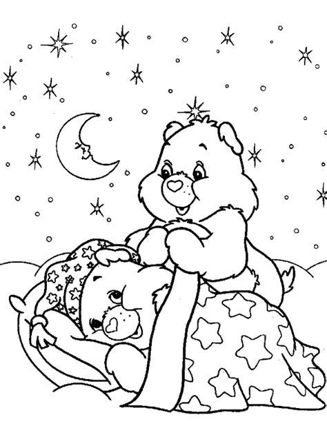 Dibujos para colorear de Los Cariñositos, Osos amorosos ...
