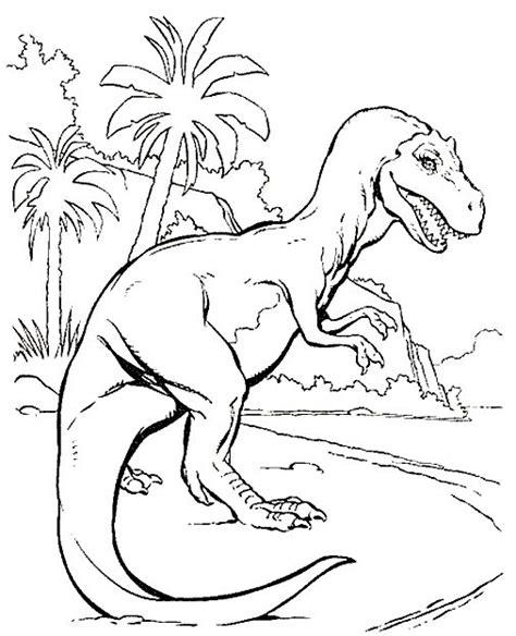 Dibujos para colorear de Los Dinosaurios, Plantillas para ...