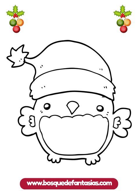 Dibujos para colorear de Navidad: Cuadernillo fácil de ...