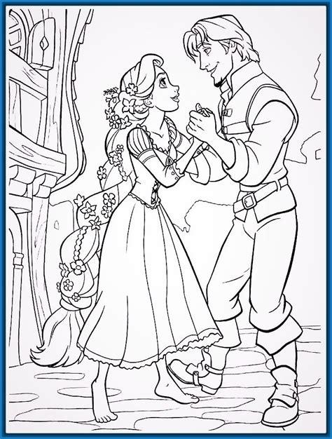 dibujos para colorear de princesas Archivos | Imagenes de ...