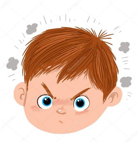 Dibujos Para Colorear De Un Niño Enojado ~ Ideas Creativas ...