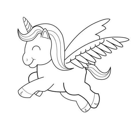 Dibujos De Unicornios Para Colorear Cantineoqueteveo