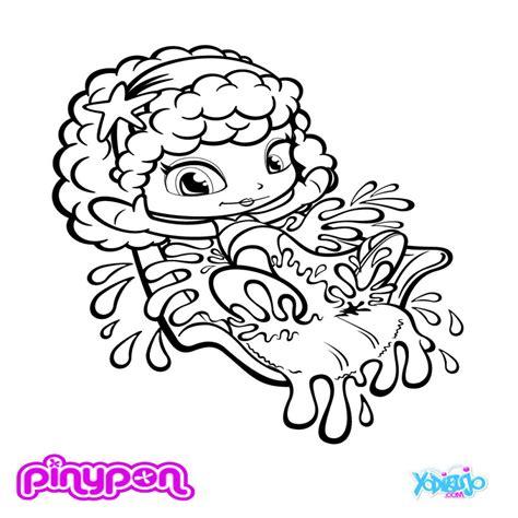 Dibujos Para Colorear E Imprimir De Pinypon