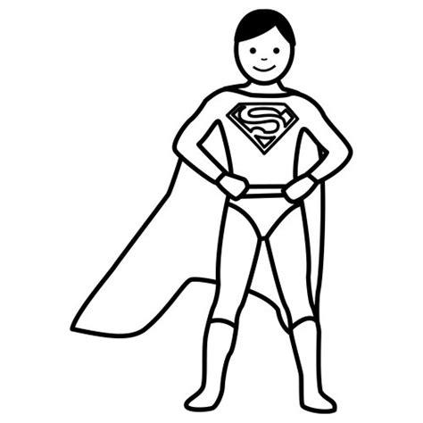 DIBUJOS PARA COLOREAR E IMPRIMIR DE SUPERMAN - Imagui