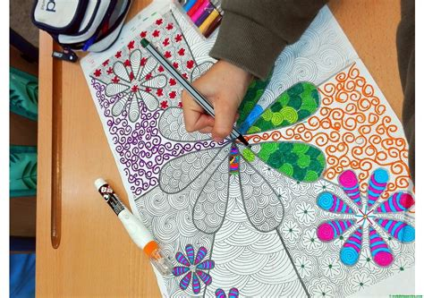 Dibujos para colorear e imprimir - Terapia antiestrés ...