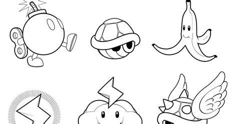 Dibujos Para Colorear En El Ordenador De Mario Bros ...