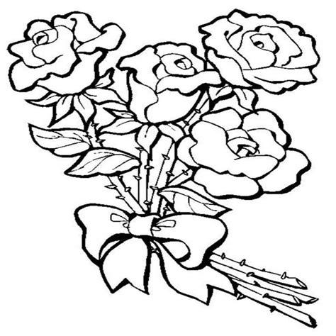 Dibujos Para Colorear Flores 3 Dibujos Para Colorear ...