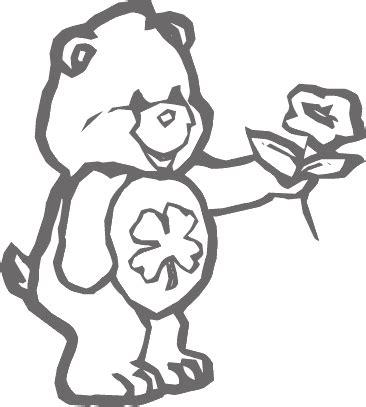 dibujos para colorear osos amorosos