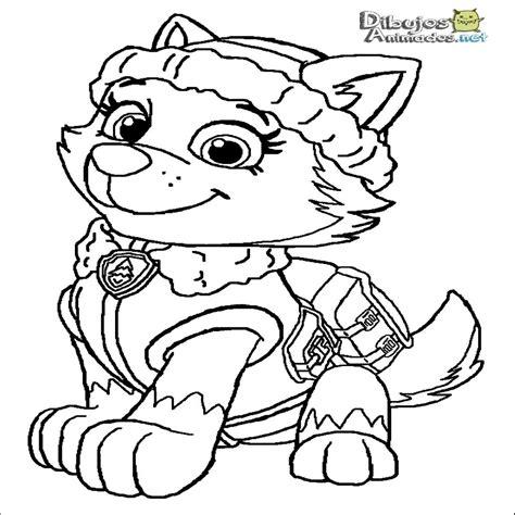 Dibujos Para Colorear Patrulla Canina Dibujos Animados ...