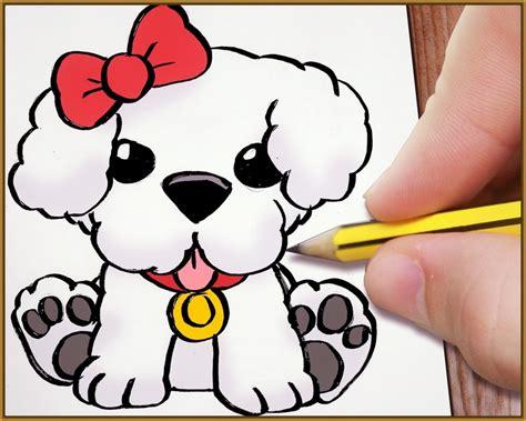 dibujos para colorear perritos tiernos Archivos | Imagenes ...