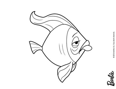 Dibujos para colorear pez - es.hellokids.com