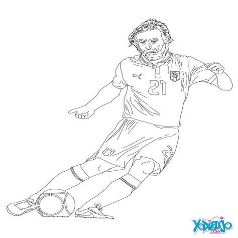 Dibujos Para Colorear Sergio Ramos Es Hellokids   Colorear ...