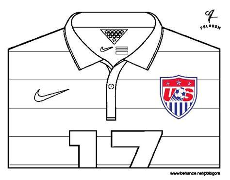 Dibujos para pintar de camisetas de futbol - Imagui