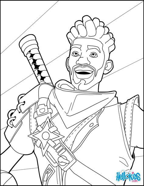 Dibujos Para Pintar Fortnite Fortnite Battle Royale ...