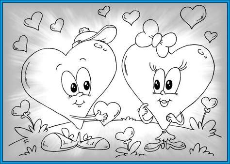 dibujos para san valentin faciles Archivos | Cartas de ...