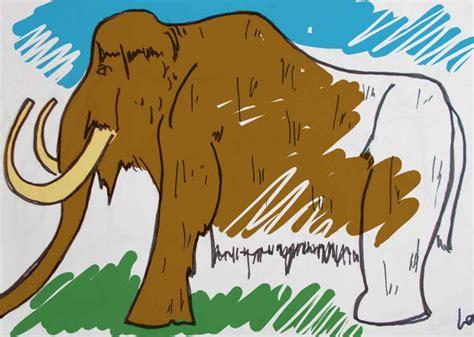 Dibujos Prehistoria. Gallery Of Mamut De Dibujos Animados ...