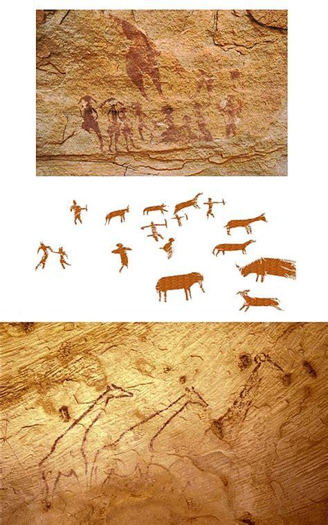 Dibujos prehistoria - Imagui