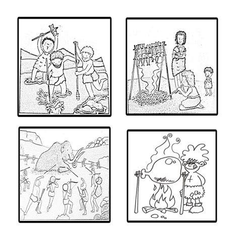 Dibujos Prehistoria Para Ni繝箜os Buscar Con Google ...