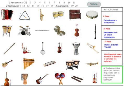 Dibujos y nombres de instrumentos musicales - Imagui