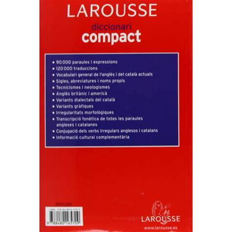 Diccionari compact Català Anglès   English Wooks