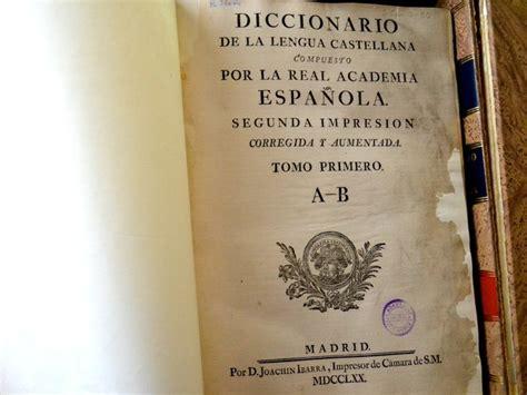 Diccionario de autoridades   Real Academia Española