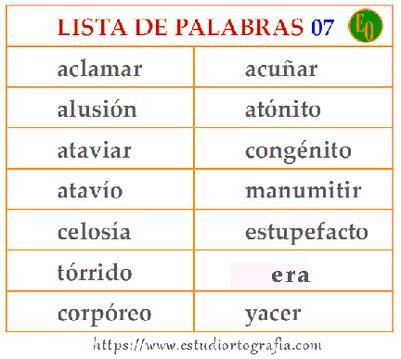Diccionario De Palabras Con Y Pictures to Pin on Pinterest ...
