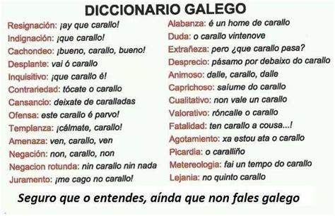 Diccionario Galego | GL_En galego | Pinterest | España ...