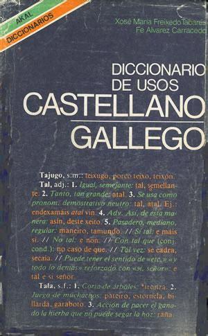 Diccionario Gallego - AbeBooks