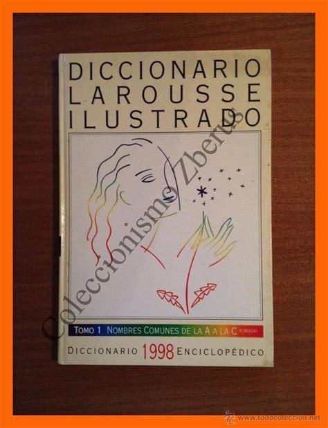 Diccionario Larousse Ilustrado - Librería online segunda ...