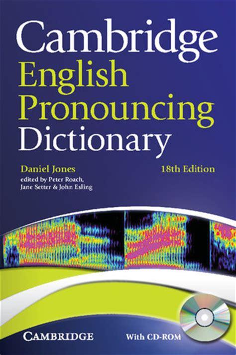 Diccionarios de inglés español   Cambridge University ...