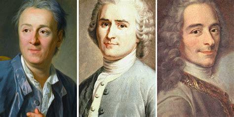 Diderot, Voltaire, Rousseau y otros héroes de la razón ...