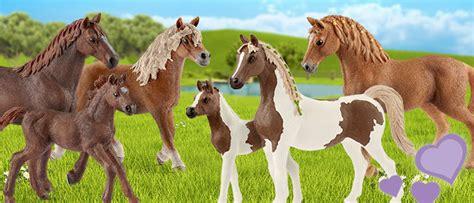 Die Horse Club Pferde von Schleich®